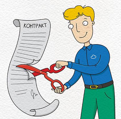 Когда и как можно расторгнуть контракт по соглашению сторон — Контур.Закупки